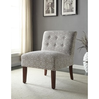 Suzani Pattern Large Accent Chair