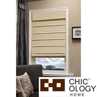 Sahara Sandstone Roman Window Shade