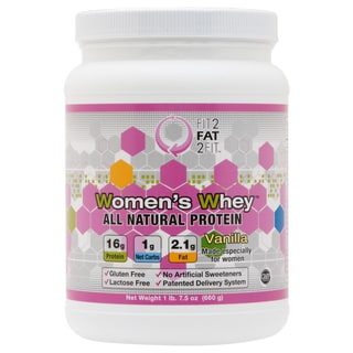 Women's Whey All-Natural Whey Protein Powder