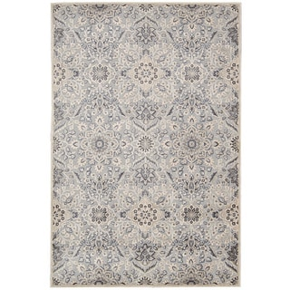 kathy ireland Home Bel Air Grey Rug (7'9 x 9'9)