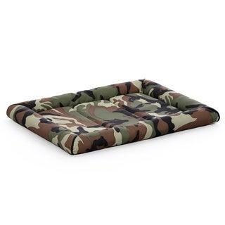 Quiet Time Maxx Camo Pet Bed
