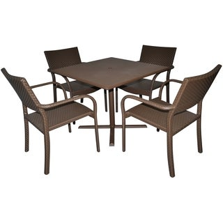 Fiji Square Dining Table with Base