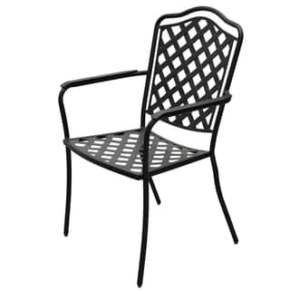 Monroe Charcoal Dining Chair (Set of 4)