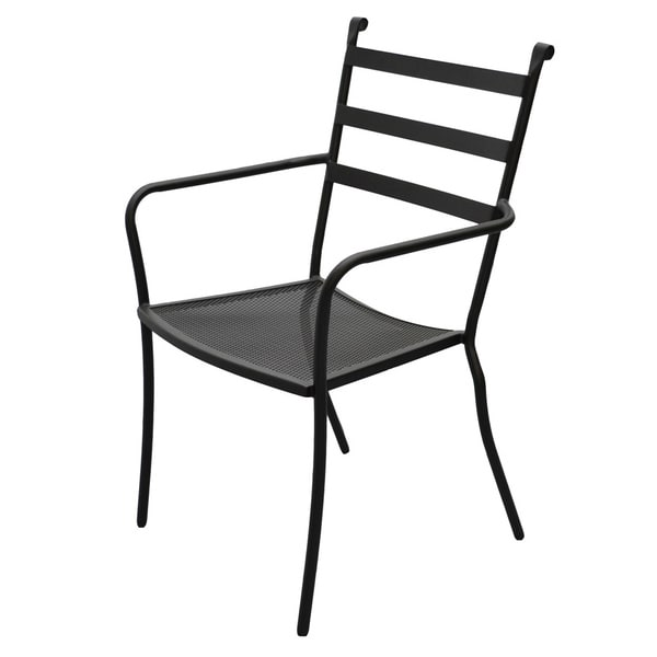 Portico Charcoal Dining Chair (Set of 4)