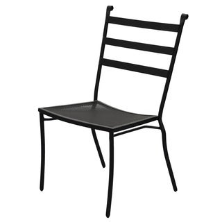 Portico Charcoal Side Chair (Set of 4)