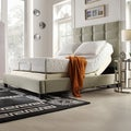 COMFORT by INSPIRE Q 10-inch Queen-size Medium Plush Memory Foam Mattress