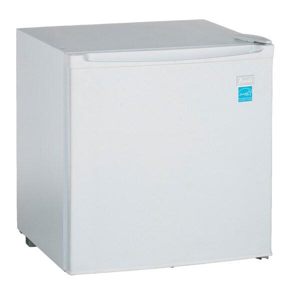 Avanti White 1.7-cubic Feet Compact Refrigerator