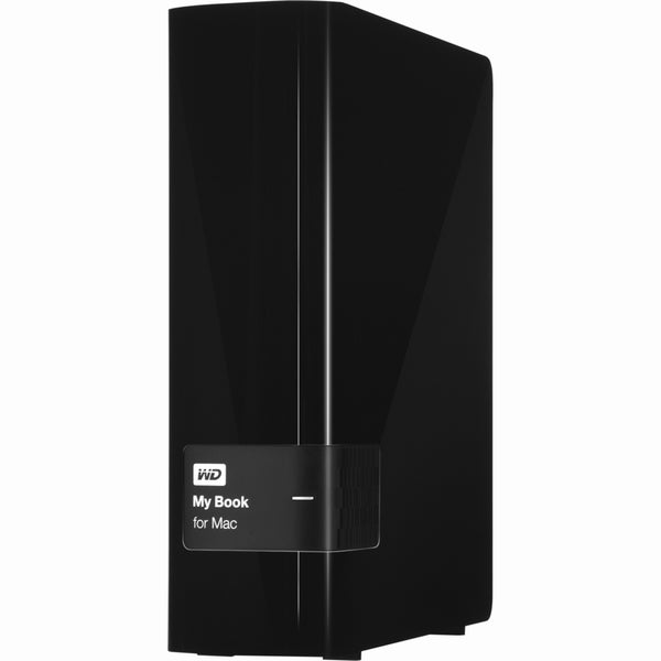 WD My Book WDBYCC0020HBK-NESN 2 TB External Hard Drive