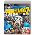 PS3 - Borderlands 2: Game of the Year Edition