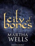 City of Bones: Library Edition (CD-Audio)