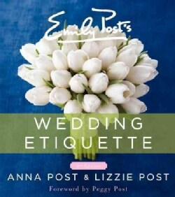 Emily Post's Wedding Etiquette (Hardcover)