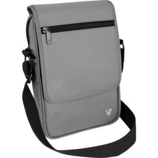 "V7 Premium Carrying Case (Messenger) for 8.1"" iPad mini - Gray"