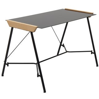 Calico Designs Futura Black Work Desk