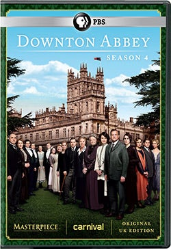 Downton Abbey: Season 4 (DVD)