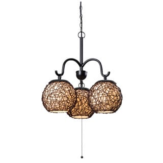 Gardner 3-Light Outdoor Chandelier