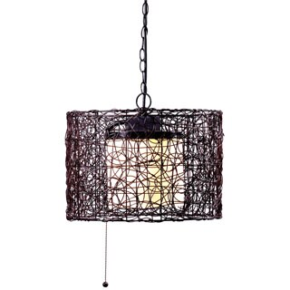 Burcei 1-Light Outdoor Pendant