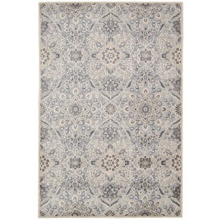 kathy ireland Home Bel Air Grey Rug (4'11 x 7')