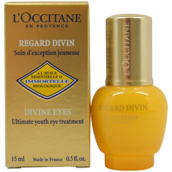 Immortelle Divine Eyes Ultimate Youth Eye Treatment