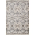 kathy ireland Home Bel Air Grey Rug (9' x 12')