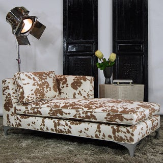 JAR Designs Dakota Tan Chaise