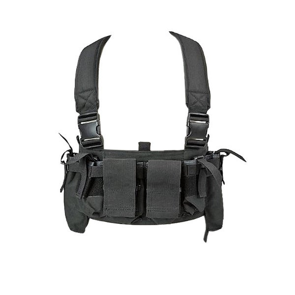 Vism Black Ultimate Chest Rig