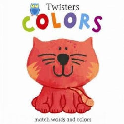 Colors: Match Words and Colors (Board book)