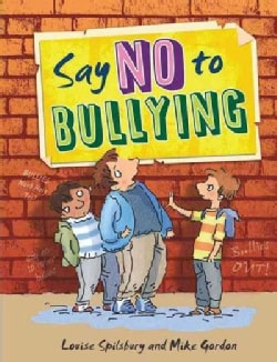 Say No to Bullying (Paperback)