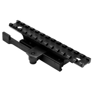 NcStar AR15 Weaver 3/4-inch Riser With Quick Release Weaver Mount