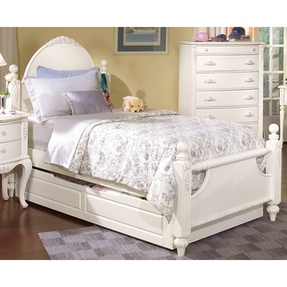 Greyson Living Cheryl Full Size Post Bed and Optional Trundle Storage
