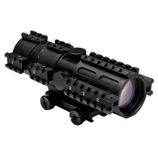 NcStar Tri-Rail 3-9X42 Compact Scope Rangefinder Reticle