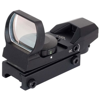 NcStar Red Dot 4-Reticle Reflex Sight