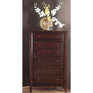 Contemporary Shaker Coco 6-drawer Chest