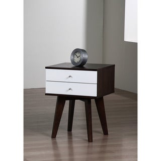 Jones Two-tone Nightstand