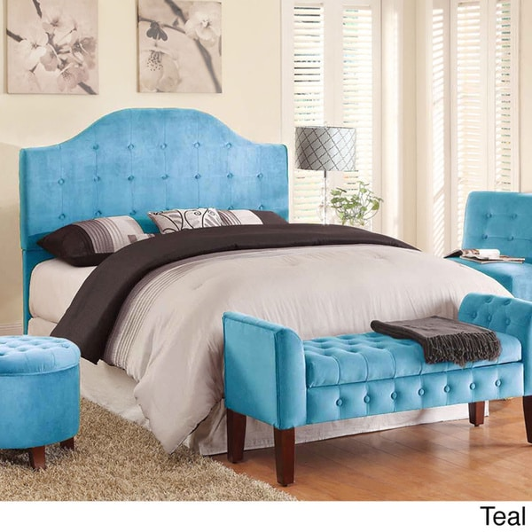 HomePop Full/ Queen Tuffted Headboard