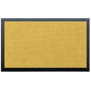 Teton Mustard and Black Entry Mat
