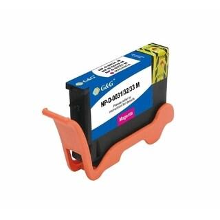 INSTEN Magenta Ink Cartridge for Dell 31