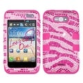 BasAcc TUFF Hybrid Case for LG LW770 Optimus Regard/ MS770 Motion 4G