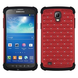 BasAcc Red/ Black TotalDefense Case for Samsung i537 Galaxy S4 Active