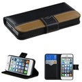 BasAcc Book-Style MyJacket Wallet Case for Apple iPhone 5