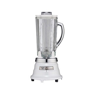 Waring Pro Professional Pearl White 2-speed Food and Beverage Blender