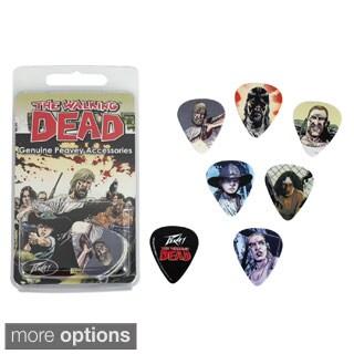 Peavey 12-piece Walking Dead Characters Guitar Pick Pack