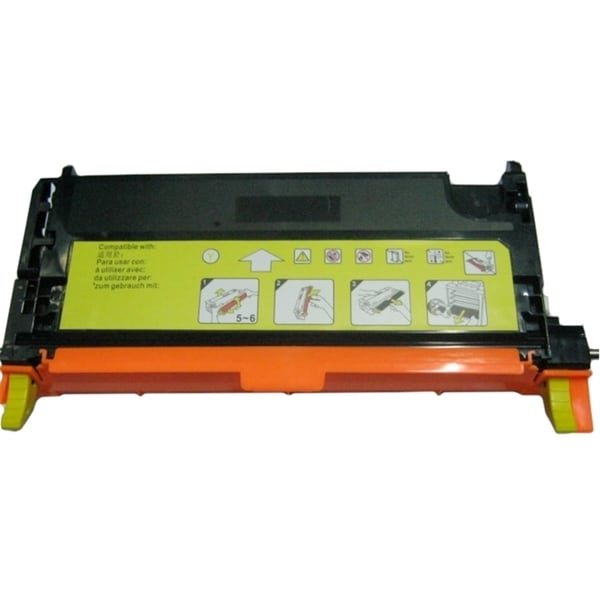 Insten Yellow Toner Cartridge for 3130