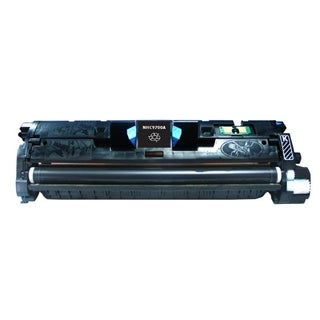 BasAcc Black Color Toner Cartridge Compatible with HP C9700A