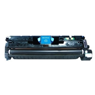 BasAcc Cyan Color Toner Cartridge Compatible with HP C9701A