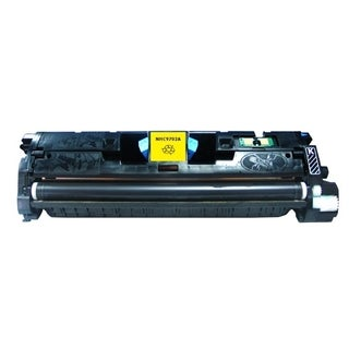 INSTEN Color Yellow Toner Cartridge for HP C9702A
