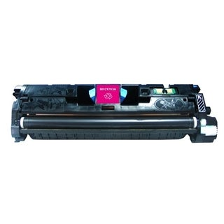BasAcc Color Magenta Toner Cartridge Compatible with HP C9703A