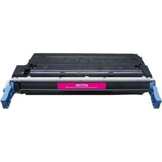 BasAcc Color Magenta Toner Cartridge Compatible with HP C9723A