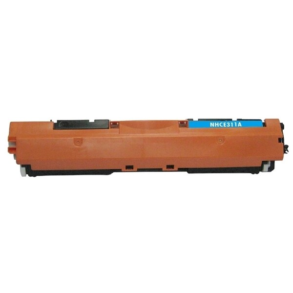 INSTEN Cyan Toner Cartridge for HP CE311A Canon 126A