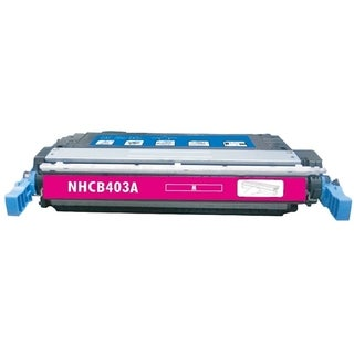 INSTEN Color Magenta Toner Cartridge for HP CE403A