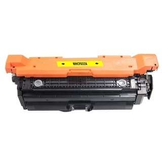 INSTEN Color Yellow Toner Cartridge for HP CF032A